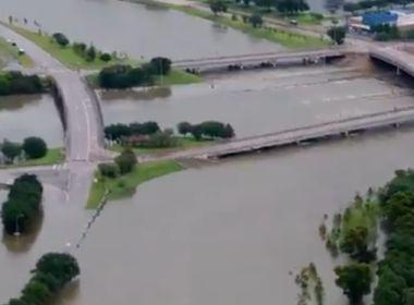 EUA: Inundações e enxurradas afetam 13 milhões por passagem de tempestade tropical