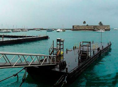 Travessia Mar Grande - Salvador continua suspensa devido a vigília de moradores