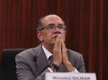 """GILMAR MENDES RECEBE UM """"PACOTE DE GREGO"""" E RECORRE AO ESQUADRÃO ANTIBOMBAS"""