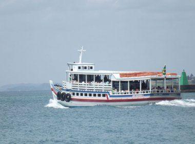 Travessia Mar Grande - Salvador retoma operação; horários ainda não são fixos