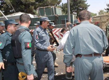 Atentado suicida na embaixada dos Estados Unidos, em Cabul, mata cinco pessoas