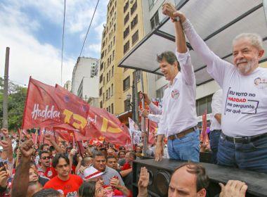 Lula cogita aliança com PSB e viabiliza nos bastidores candidatura de Haddad