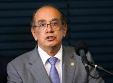 Gilmar Mendes ataca PGR: 'Tentam inibir o Supremo, a mim não vão inibir!'