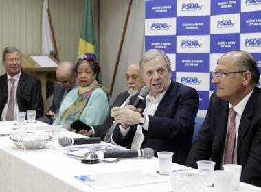 Em pesquisa, 66,3% dos brasileiros concordam que Lava Jato deixou PSDB igual ao PT