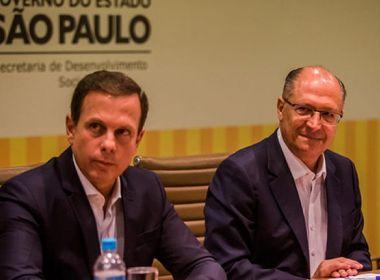 Fala de Doria sinaliza vontade de disputar em 2018; prefeito atrai partidos fortes