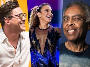 Réveillon 2018: Salvador terá 21 atrações, com Gil e Safadão; Ivete fará show de virada
