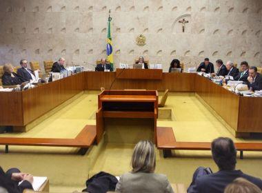 Ministros do STF defendem cancelamento imediato de delações