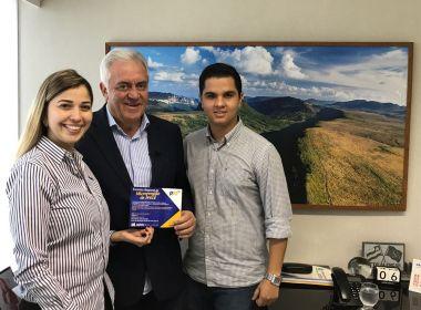 PSD realiza encontro regional em Irecê com principais líderes do partido na Bahia