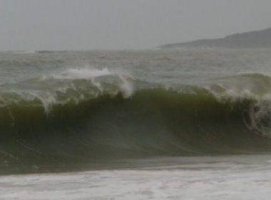 Marinha emite alerta de mau tempo e mar grosso válido até sábado