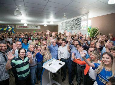 Encontro do PSD em Irecê reúne 3 mil pessoas; nome de Otto é lançado à Presidência