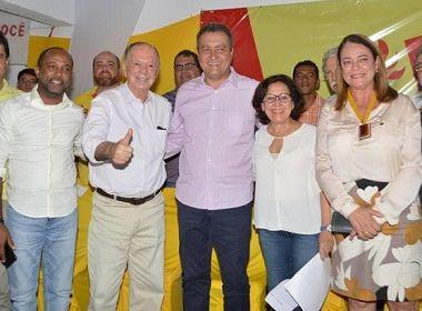 Em Congresso Estadual, PSB defende reeleição de Lídice para o Senado em 2018