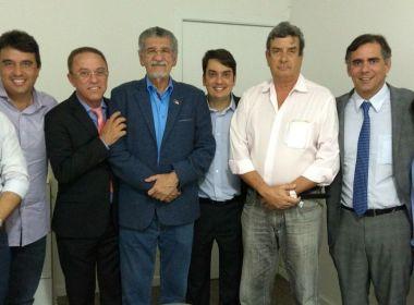 Em encontro, lideranças reforçam apoio a Pedro Tavares no comando do PMDB