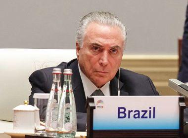 Planalto adia votação da Previdêndia para depois de apreciação de denúncia