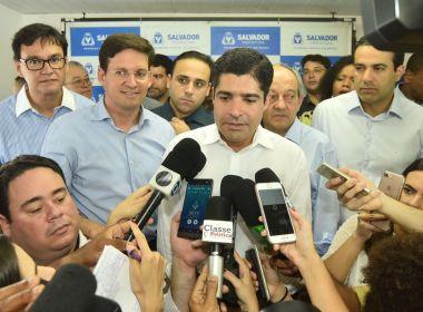 Mudanças no secretariado da prefeitura não mudam arranjos de partidos aliados