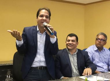 Crise enfrentada por municípios baianos pode se agravar, declara Eures Ribeiro