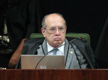 Gilmar Mendes chama equipe de Janot de procuradores 'ladrões e corruptos'