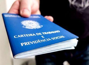 Bahia é o 7º estado em geração de empregos formais no mês de agosto