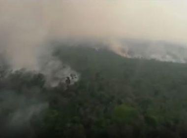 Setembro ainda não acabou, mas já é mês com maior número de queimadas desde 1999