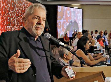 LULA SUGERE CAMPANHA PARA ARRECADAR DO FILIADO E EVITAR EMPRESÁRIO