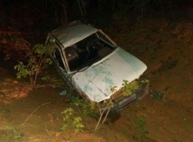 São Desidério: Jovem morre após veículo capotar em estrada vicinal