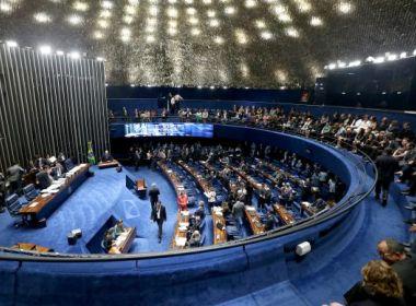 Líderes do Senado se reúnem para discutir fundo eleitoral