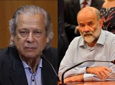 Engevix: Justiça Federal aumenta pena de Dirceu em 10 anos; Vaccari é absolvido