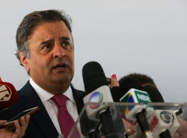 STF nega prisão, mas afasta Aécio Neves do Senado e o proíbe de deixar o país