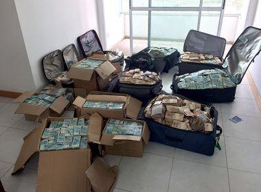 PF apura presença de logo da OAS em mala de dinheiro atribuído a Geddel