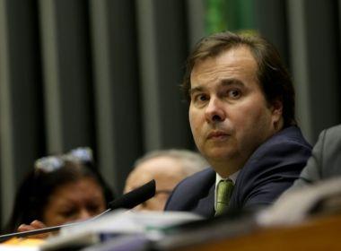 Rodrigo Maia afirma que denúncia contra Temer deve ser votada até 23 de outubro