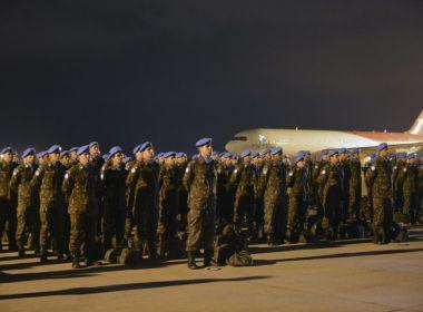 Pesquisa aponta que 43,1% da população é a favor de intervenção militar provisória