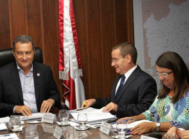 Rui autoriza duas novas adutoras no Alto do Itapicuru; investimento é de R$ 33,5 mi