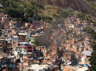 Rocinha registra confronto entre PM e tráfico dois dias após saída das Forças Armadas