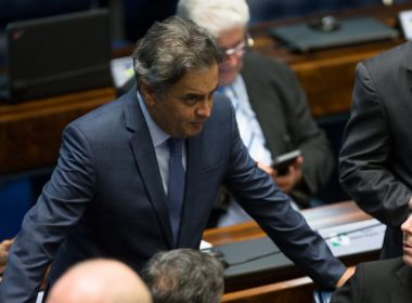Fachin nega suspensão do afastamento de Aécio Neves das atividades do Senado