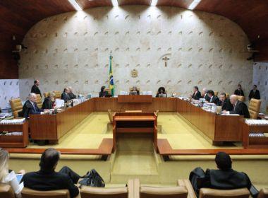 STF decide que Lei da Ficha Limpa pode ser aplicada para crimes cometidos antes de 2010