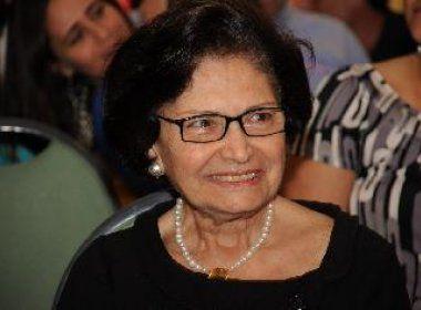 Viúva de ACM, Arlete Magalhães está internada em estado grave em hospital de Salvador