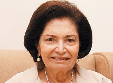 Viúva de ACM, Arlette Magalhães morre em Salvador