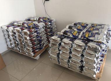 Feira: Dono de fábrica de suplementos alimentares é alvo de operação da PF