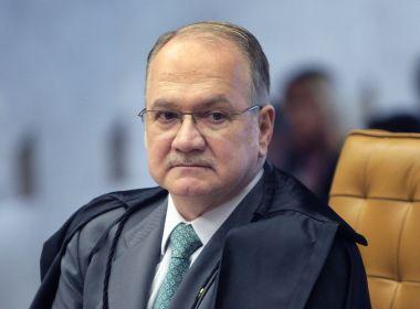'Estancar a sangria': Fachin arquiva inquérito contra Jucá, Sarney e Renan