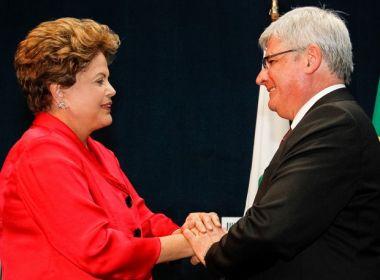 Dilma e Janot lideram corrida para o Senado em Minas Gerais, afirma pesquisa