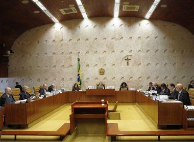 STF define que Congresso dará palavra final sobre medidas cautelares contra parlamentares
