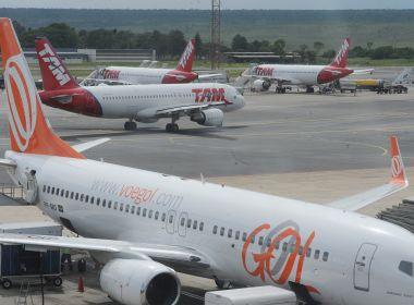 Brasil atinge maior percentual de intenção de viagem de avião dos últimos três anos