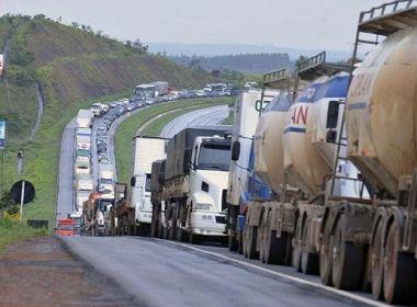 Bahia está entre Estados com rodovias federais em melhores condições, diz levantamento