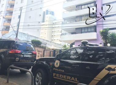 Além de gabinete, PF faz buscas em apartamentos de Lúcio em Salvador e Brasília
