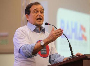 Pinheiro é exonerado da Secretaria de Educação; chefe de Gabinete assume