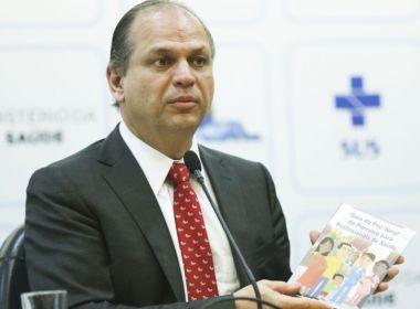 Ministro da Saúde critica MPF após pedido de afastamento: 'Ação é inépta por princípio'