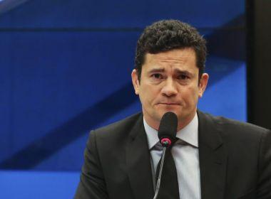 Faltam lideranças que sobressaiam com discurso de combate à corrupção, diz Moro