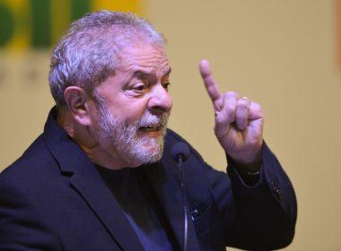 'Caravana Lula pelo Brasil' será retomada na segunda em Minas Gerais