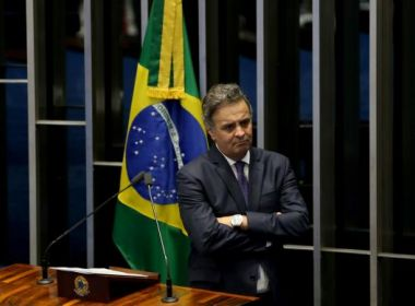 Tasso Jereissati defende renúncia de Aécio Neves da presidência do PSDB