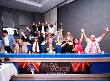 Alba Voice: Com júri e prêmios, concurso musical reuniu cerca de mil servidores