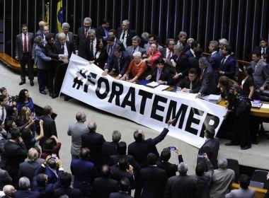 Para evitar desgaste, deputados avaliam faltar votação de denúncia contra Temer